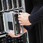 manutenzione server